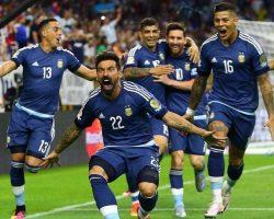 Argentina bailó al local Estados Unidos y logró el pase a la final de la Copa América.