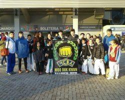 Panamericano de Taekwondo: Oro y Plata para tres atletas angosturenses