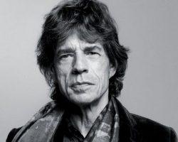 Mick Jagger cumple 73 años.