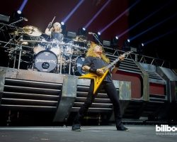 Feroz despedida: Megadeth en el Luna Park.