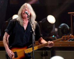 Cliff Williams dio su último concierto con AC/DC.