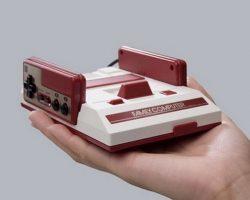 Para fanáticos: Llega el Famicom Mini.