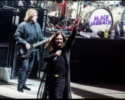 Black Sabbath se despidió de Argentina en Vélez.