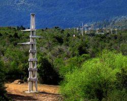 Finalizan obras de la interconexión eléctrica en Villa La Angostura