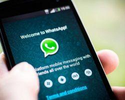 WhatsApp prueba una función para eliminar mensajes enviados.