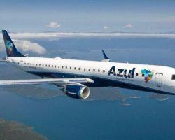La línea aérea Azul de Brasil anuncio vuelos directos entre Campinas y Bariloche.