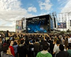 Se viene el Lollapalooza Argentina 2017.
