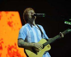 Las insólitas exigencias de Ed Sheeran previas a sus shows.