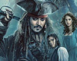 Piratas del caribe 5, días y horarios.