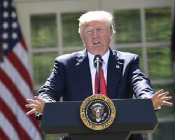 Donald Trump anunció que EEUU se retira del Acuerdo de París sobre el clima