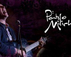 El músico uruguayo Pablo Milinch brindará un show y un taller de canto en Angostura