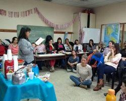 Educación Sexual Integral en Angostura: docentes expusieron cómo se implementa la Ley en escuelas de la localidad