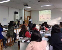 Fechas de matriculación de alumnos ingresantes a 1º año en el CPEM 68