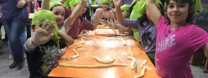 """Inicia el segundo taller de """"Peque Chef"""" en Villa La Angostura"""