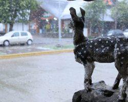 Verano patagónico: Continúa el alerta por vientos fuertes, bajas temperaturas y nevadas en la zona cordillerana