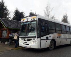 Transporte público en Angostura: Concejales deberán autorizar al Ejecutivo un aporte de 330 mil pesos