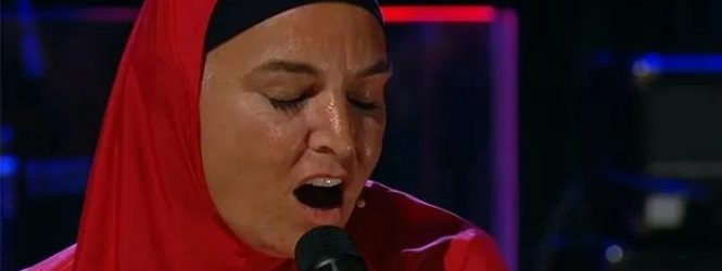 Sinéad O'Connor volvió a cantar tras sus problemas mentales