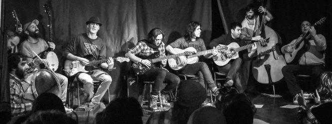 """Con gran convocatoria cerró el ciclo """"Guitarras de la Villa"""""""