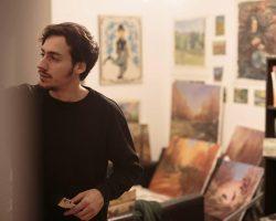 Buscan declarar de interés legislativo la exposición del artista Guido Ferrari en Francia
