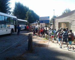 Con más de 400 chicos, el próximo lunes comienza la colonia de vacaciones en Villa La Angostura