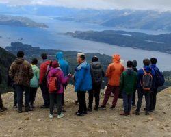 Una experiencia inolvidable: con un campamento en Cerro Bayo, la Escuela de Montaña cerró su actividad de verano